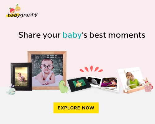 Share your baby's best moments