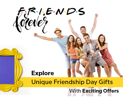 Personalized Friendship Day Gifts