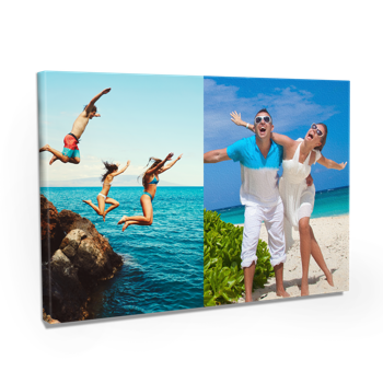 Friendship Day Gifts - Collage Canvas