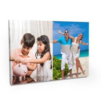 Raksha Bandhan Gifts - Collage Canvas