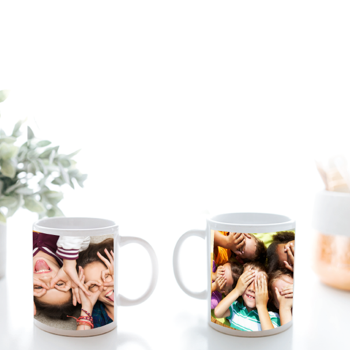 Raksha Bandhan Gifts - Photo Mugs